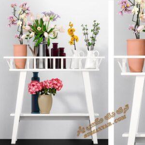 آبجکت گلدان شماره 6