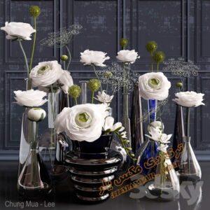 آبجکت گلدان شماره 7