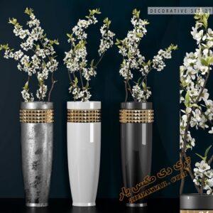 دانلود آبجکت گلدان شماره 2