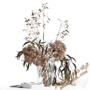 دانلود آبجکت دکوری زیبا برای تری دی مکس شماره 21