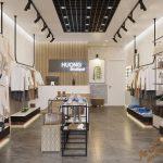 پروژه آماده فروشگاه لباس برای تری دی مکس شماره 3