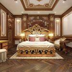 پروژه آماده اتاق خواب برای تری دی مکس شماره 4