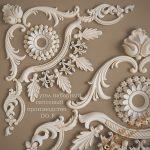 دانلود آبجکت گچبری و تزئینات کلاسیک برای تری دی مکس شماره 15