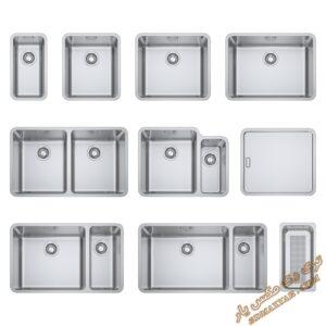 مجموعه آبجکت های آماده سینک ظرفشویی شماره 3