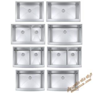 مجموعه آبجکت های آماده سینک ظرفشویی شماره 4