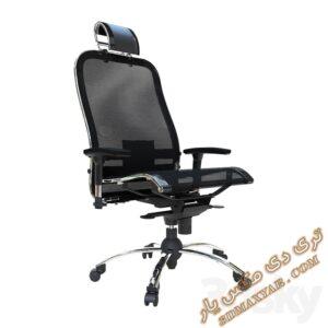 دانلود آبجکت آماده صندلی راحتی برای تری دی مکس شماره 19