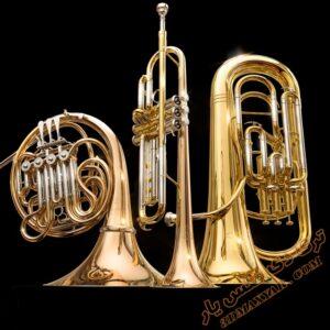 آبجکت آلات موسیقی (ترومپت) برای تری دی مکس شماره 12