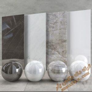 دانلود تکسچر و متریال سنگ برای تری دی مکس شماره 5