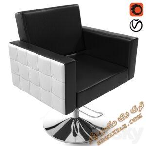 دانلود آبجکت آماده صندلی برای تری دی مکس شماره 24