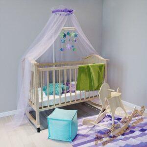 آبجکت تخت خواب کودک برای تری دی مکس شماره  12