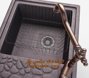 آبجکت سینک ظرفشویی برای تری دی مکس شماره 24