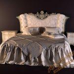 آبجکت آماده تخت خواب کلاسیک برای تری دی مکس شماره 48