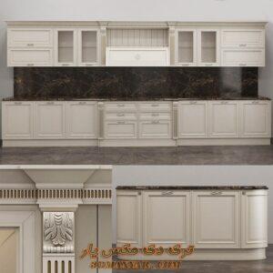 آبجکت کابینت کلاسیک برای تری دی مکس شماره 38