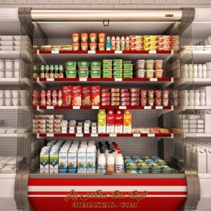 آبجکت لوازم فروشگاهی(محصولات سوپر مارکت) برای تری دی مکس شماره 7