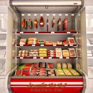 آبجکت لوازم فروشگاهی (گوشت و پروتئین) برای تری دی مکس شماره 11