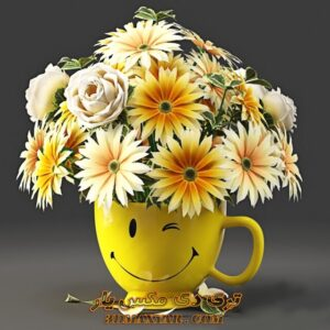 آبجکت گلدان دکوری برای تری دی مکس شماره 13