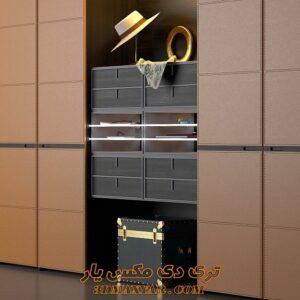آبجکت کمد لباس برای تری دی مکس شماره 59