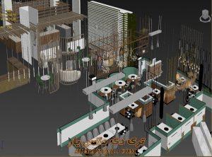 کلکشن وسایل رستورانی برای تری دی مکس شماره 1