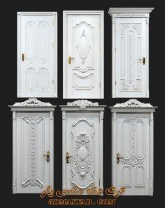 مجموعه آبجکت های درب های آپارتمانی برای تری دی مکس 59
