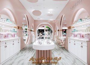 پروژه آماده فروشگاه لوازم آرایشی و بهداشتی شماره 1