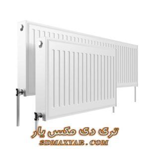 آبجکت شوفاژ و رادیاتور برای تری دی مکس شماره 16