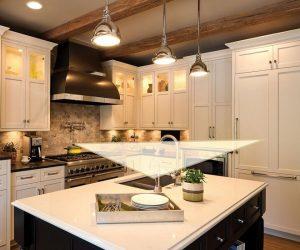 نکات ضروری که هر طراح باید در مورد مثلث کار در آشپزخانه و چیدمان صحیح وسایل بداند