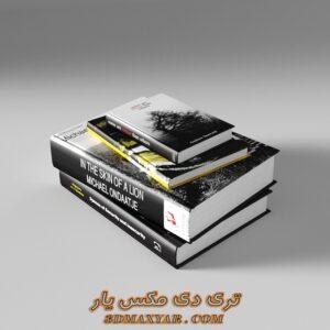 دانلود آبجکت کتاب برای تری دی مکس شماره 7